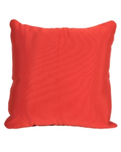 Red Palm Pillow - SALE ONLY