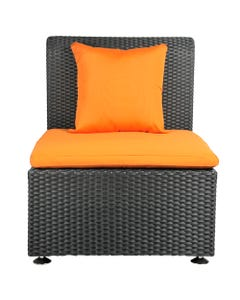 Palm Chair Orange - SALE ONLY
