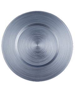 Platinum Circle Passing Plate SALE ONLY
