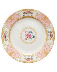 Pink Antoinette Salad Plate - SALE ONLY