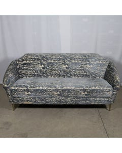 Velvet Jupiter Sofa SALE ONLY